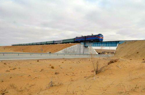 Uzbekistanul finalizează linia Bukhara – Miskin