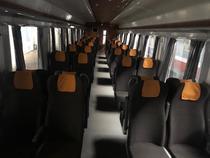 Ministerul Transporturilor anunță că CFR va avea două vagoane modernizate de la jumătatea lui noiembrie. Compania are nevoie de peste 300
