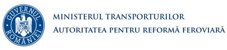"""Semnarea contractului de finanțare pentru implementarea proiectului """"STUDIU DE SUSTENABILITATE ȘI EFICIENTIZARE A REȚELEI FEROVIARE DIN ROMÂNIA"""""""