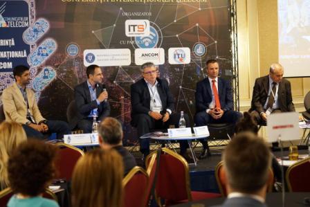 03 aprilie 2019 Crowne Plaza București – Ziua Comunicațiilor – 5G pentru România competitivă