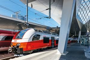 Siemens liefert weitere Regionalzüge an Österreichische Bundesbahnen / Siemens delivers additional regional trains to Austrian Federal Railways