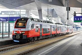 Siemens livrează trenuri regionale suplimentare către Căile Ferate Federale Austriece