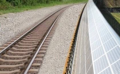 Căi ferate solare inteligente: 110.000 de lire sterline pentru proiectul de electrificare feroviară din Welsh