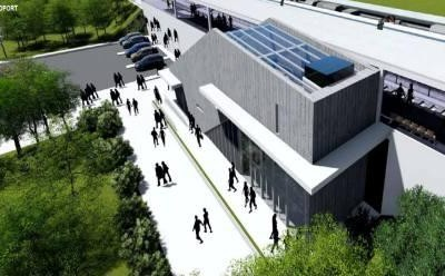 Dublarea liniei de cale ferată între staţiile Mogoşoaia şi Baloteşti – proiectare şi execuţie