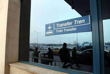 S-a stabilit firma care va conecta Aeroportul Otopeni la rețeaua feroviară