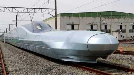 Cum arată cel mai rapid tren din lume