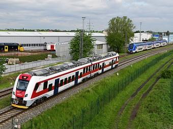 Operatorul slovac ZSSK a primit prima ramă electrică RegioPanter