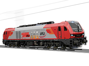 Stadler vede succesul locomotivei Eurodual tip Co-Co