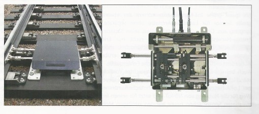 Electromecanism de macaz practic: pregătitor pentru întreţinerea predictivă