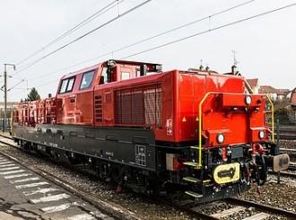Preseria locomotivelor de manevră Prima H4 în încercări la SBB
