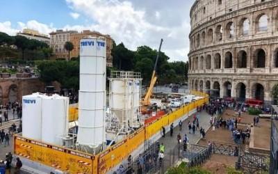 Extinderea liniei C a metroului din Roma continuă