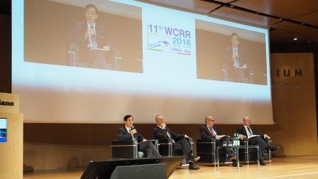 28.10 – 01.11 2019 Tokyo, Japonia, Forumul Internațional Tokyo Al 12-lea WCRR
