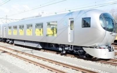 La Tokyo circulă un tren proiectat să ofere senzația că te afli în camera de zi
