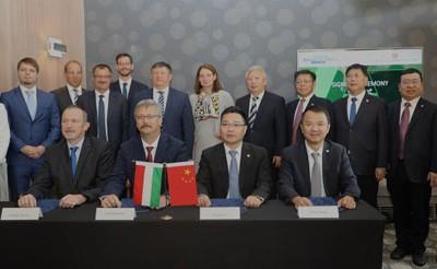 Contract feroviar China – Ungaria