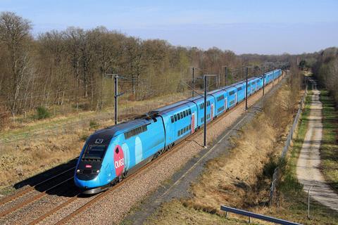 Ouigo va conecta centrele din Paris și Lyon din iunie 2020