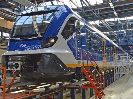 NS va testa funcționarea automată a trenului