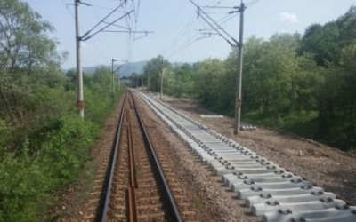 Clujul va fi legat de Vest pe calea ferată. Vom circula cu 160 km/h