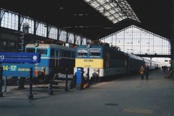 41% din căile ferate ale Ungariei sunt acum electrificate