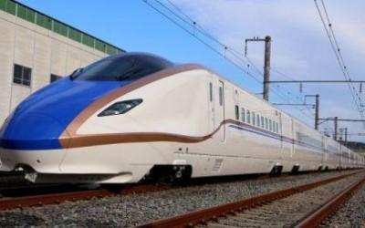 Compania japoneză JR East a lansat un nou sistem de catenară pentru rețeaua Shinkansen