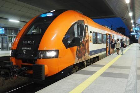 Studiu de dezvoltare a căilor ferate din voievodatul Małopolska