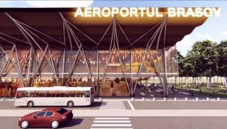 CFR a primit o ofertă pentru studiul de fezabilitate al căii ferate Braşov – Aeroport. Pe noua linie ferată s-ar putea circula peste trei ani.