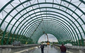 Calea ferată Gara de Nord – Aeroportul Henri Coandă va fi gata la sfârșitul lunii august.
