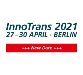 27-30 aprilie 2021 InnoTrans, Messe – Berlin