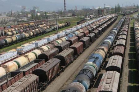 Viteza medie a transportului feroviar rusesc crește la 466 km/zi