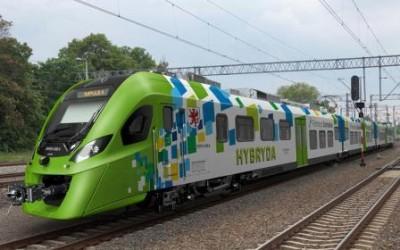 Regiunea poloneză Zachodniopomorskie a comandat rame electro-diesel