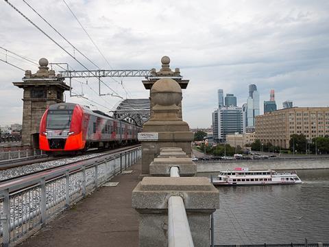 Conducerea automată a trenului a fost testată la Moscova