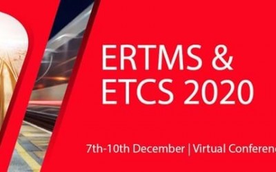 07-10 decembrie 2020 – Conferință virtuală ERTMS&ETCS: Viitorul semnalizării feroviare