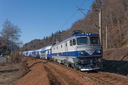 Modernizarea căii ferate Arad-Timișoara-Caransebeș