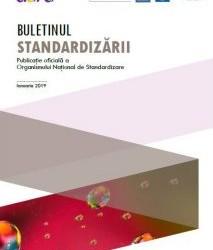 Buletinul Standardizării – ianuarie 2021