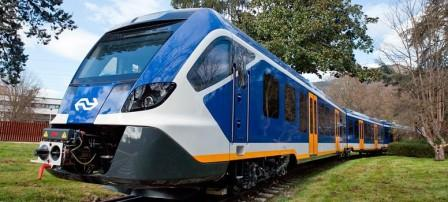 Transitio comandă 28 de trenuri regionale de la CAF