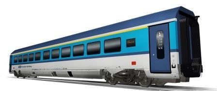 Căile Ferate Cehe au atribuit consorțiului Siemens Mobility și Škoda Transportation un contract pentru 180 vagoane Viaggio Comfort