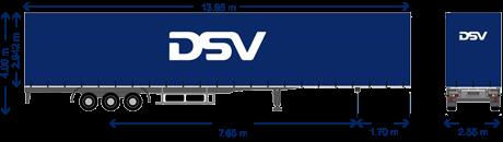 Ce este semiremorca intermodală P400