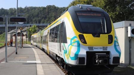 Alstom a prezentat în Saxonia rama electrică alimentat de la baterie